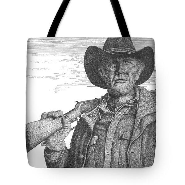 Longmire Tote Bag