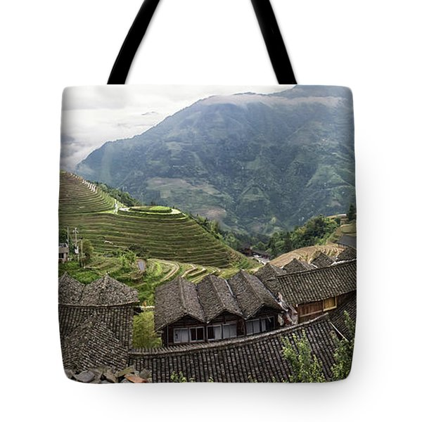 Longsheng Tote Bag