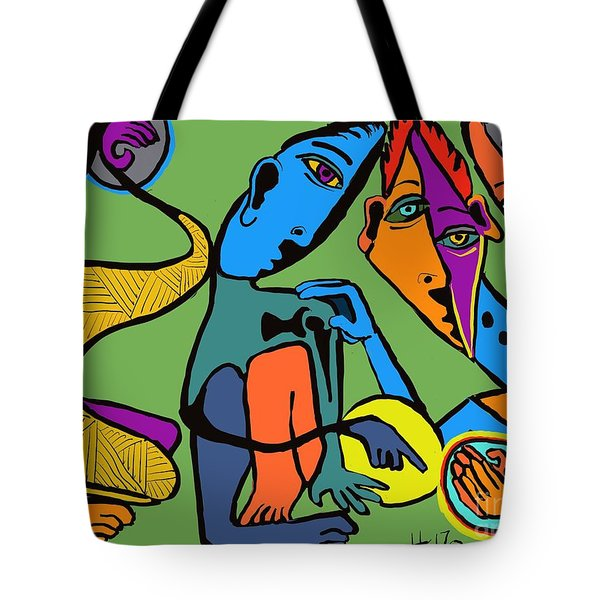 Look At This One Tote Bag