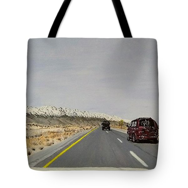 Look For America Tote Bag