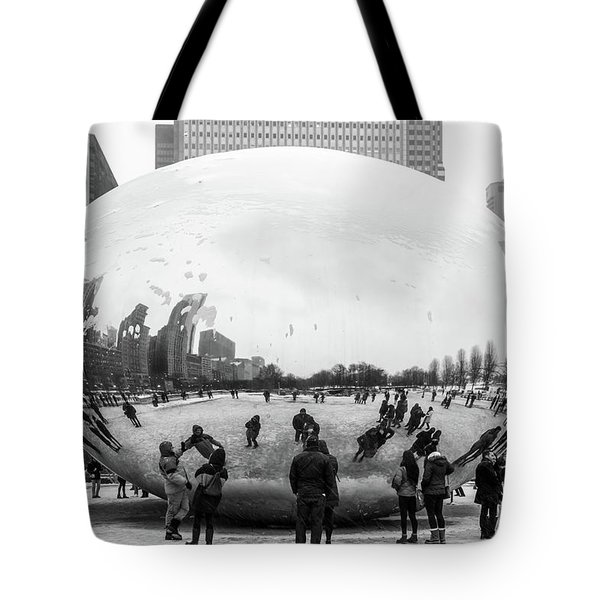 Look Into The Eye Tote Bag