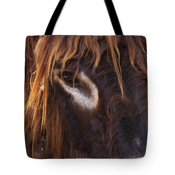 Look To Me Tote Bag