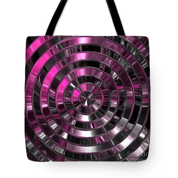 Look To The Center Tote Bag