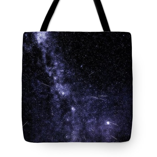 Look To The Heavens Tote Bag