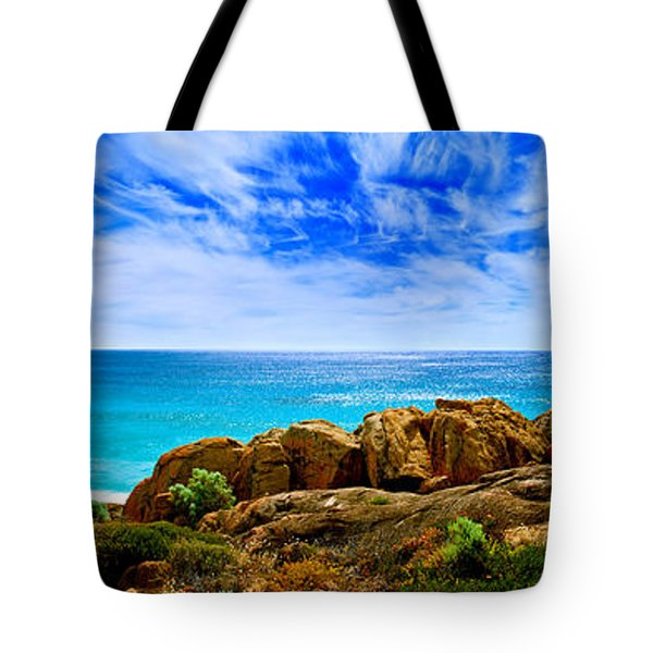 Look To The Horizon Tote Bag