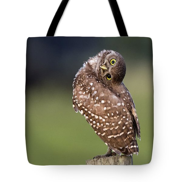 Look What I Can Do Tote Bag
