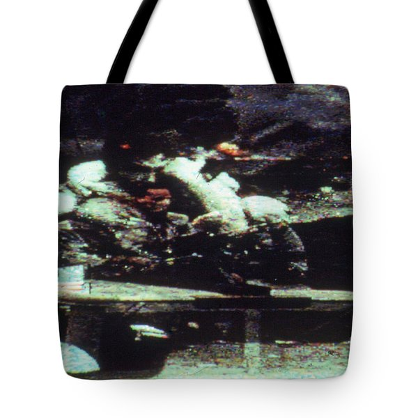 Look You Will See Tote Bag