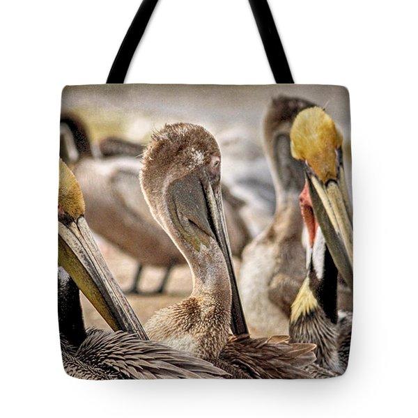 Looking Bad Tote Bag