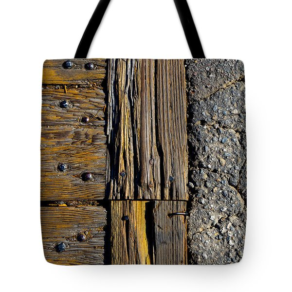 Looking Down 88 Tote Bag