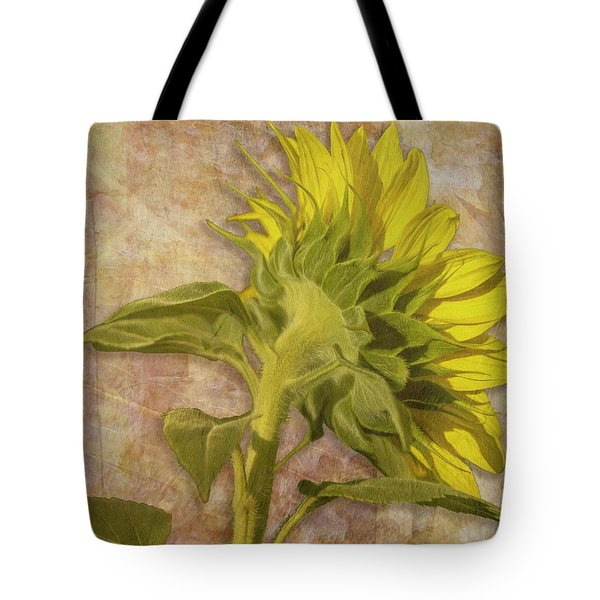 Tote Bag featuring the photograph Looking East by Melinda Ledsome