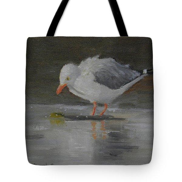 Looking For Scraps Tote Bag