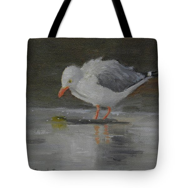 Looking For Scraps Tote Bag