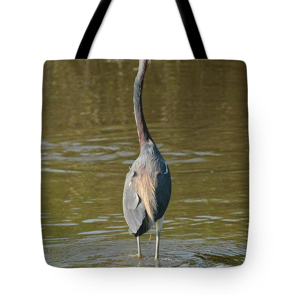 Looking For Breakfast..... Tote Bag