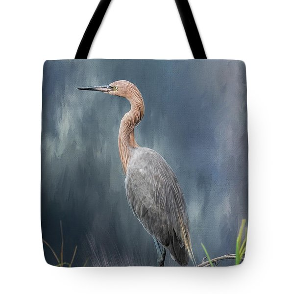 Tote Bag featuring the photograph Looking For Food by Kim Hojnacki