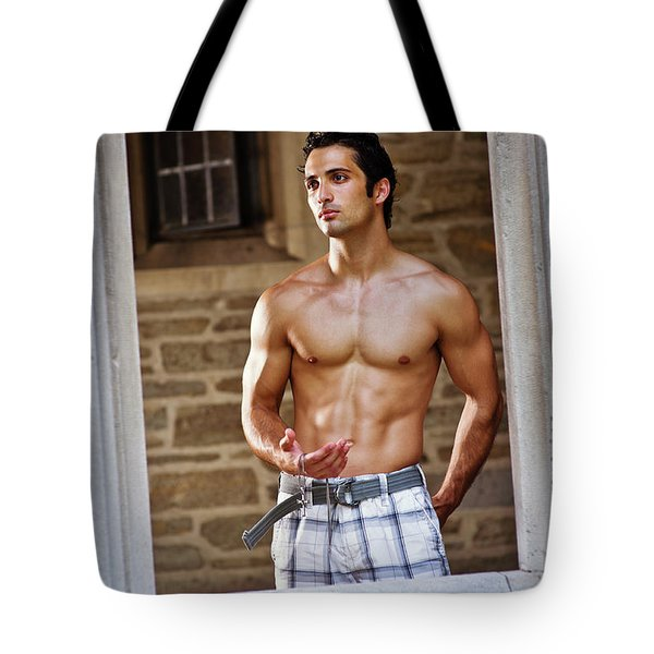 Looking For Light Tote Bag