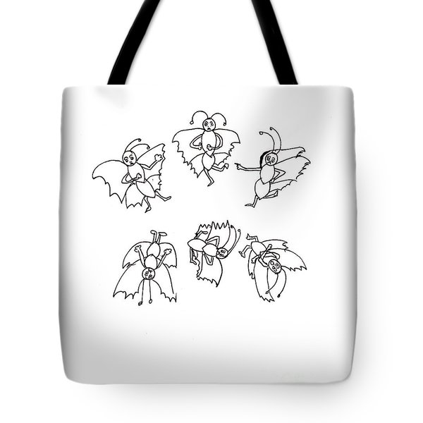Looking For Lost Spots Tote Bag