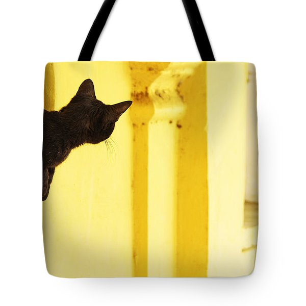 Looking For Mouse Tote Bag
