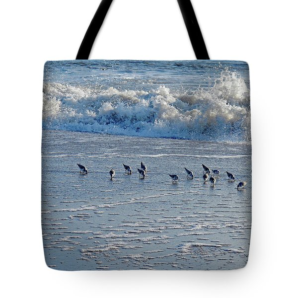 Looking For Munchies Tote Bag