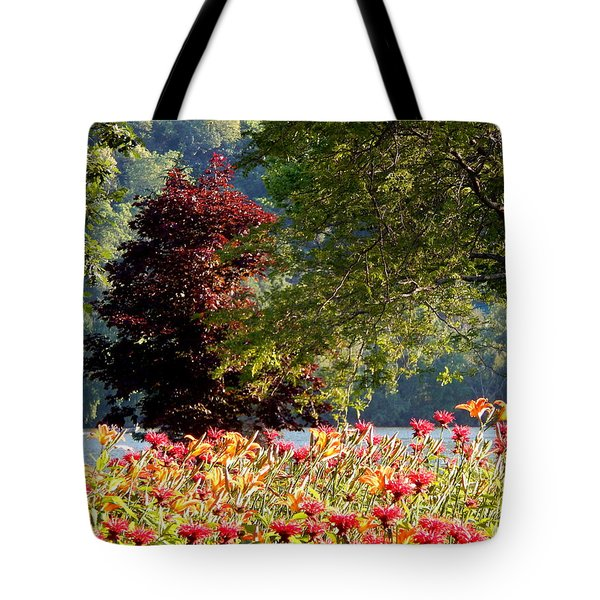 Looking For Peace Tote Bag