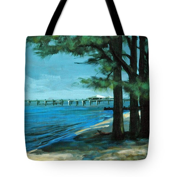 Looking For Shade Tote Bag by Suzanne McKee