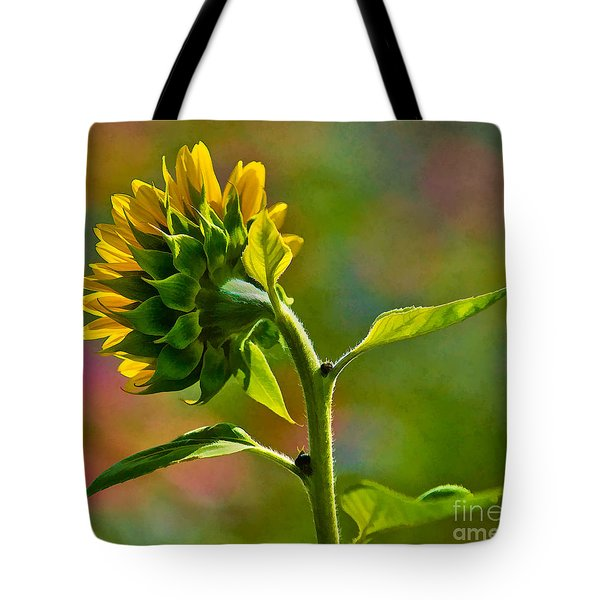 Looking For The Sun Tote Bag
