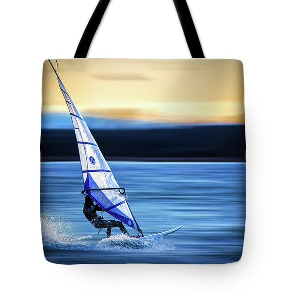 Tote Bag featuring the photograph Looking Forward by Hannes Cmarits
