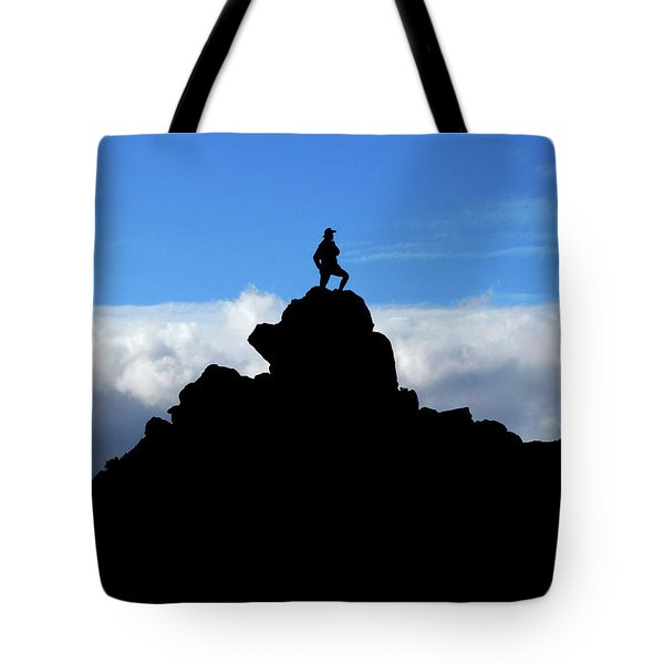The Summit Hunter Tote Bag