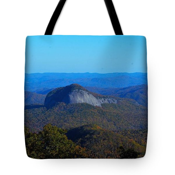 Looking Glass Rock Tote Bag