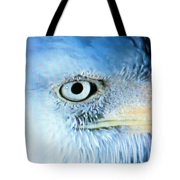I See You Tote Bag by Beverly Johnson