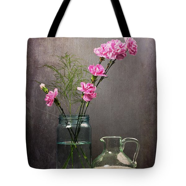 Looking Pretty For You Tote Bag
