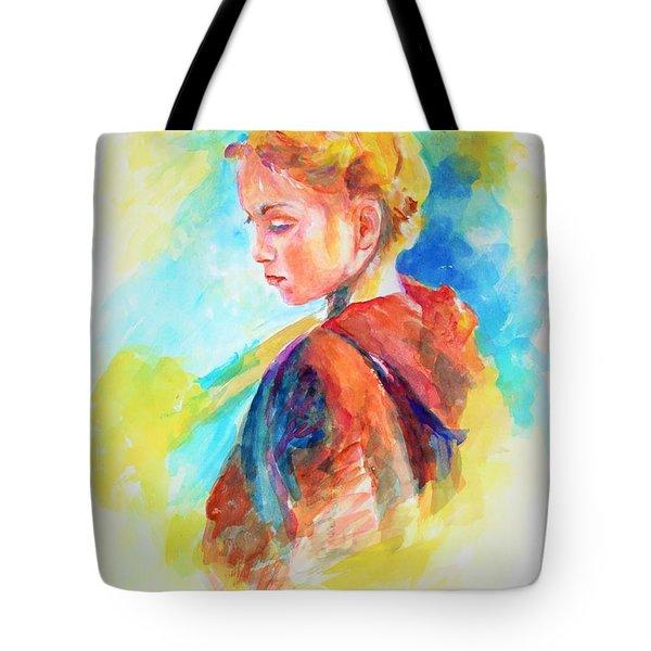 Looking Pretty Tote Bag