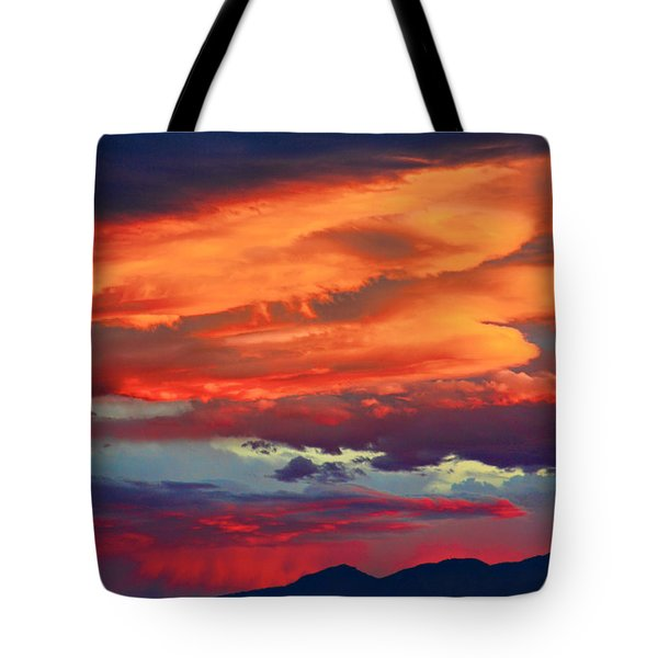 Looking To Boulder Tote Bag by James BO  Insogna