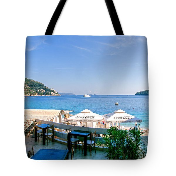 Looking To Dine Out Tote Bag
