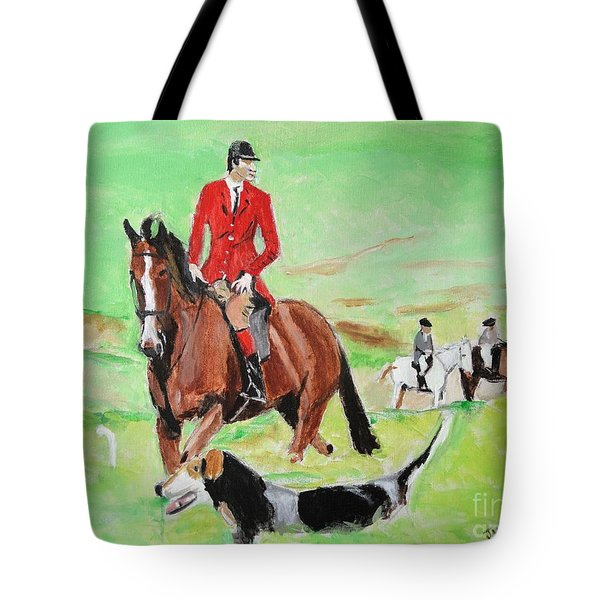 Lookout Tote Bag by Judy Kay