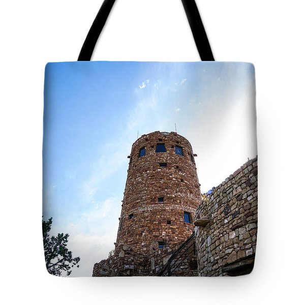 Lookout Tote Bag