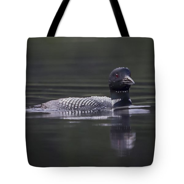 Loon 3 Tote Bag