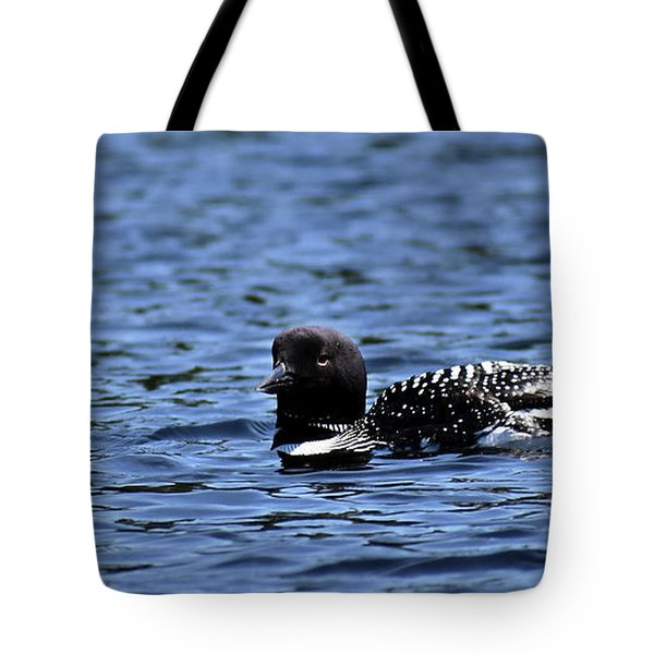 Loon Pan Tote Bag