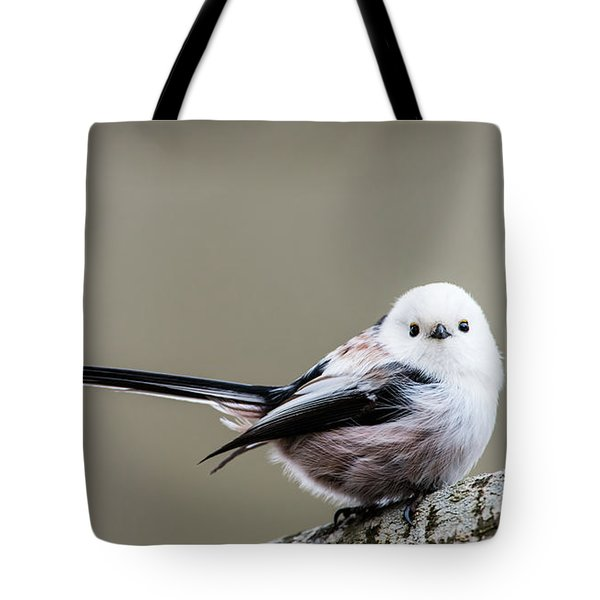 Tote Bag featuring the photograph Loong Tailed by Torbjorn Swenelius
