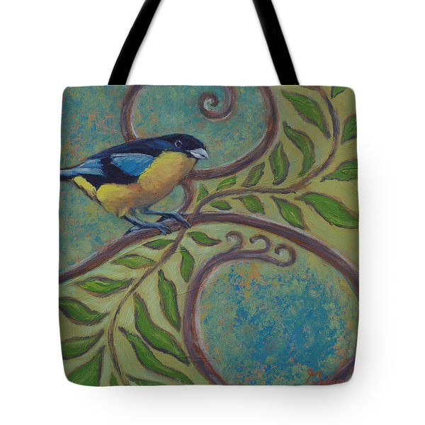 Loopty Do Tote Bag