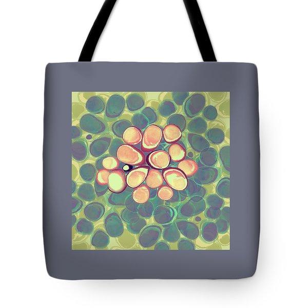 Loopy Dots #5 Tote Bag