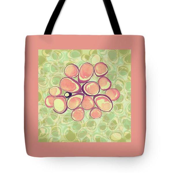 Loopy Dots #6 Tote Bag