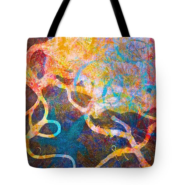 Loose Ends Tote Bag