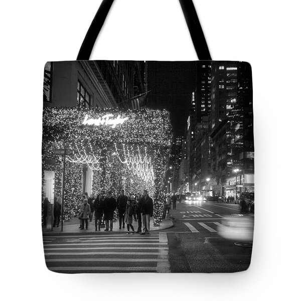 Lord And Taylor Tote Bag