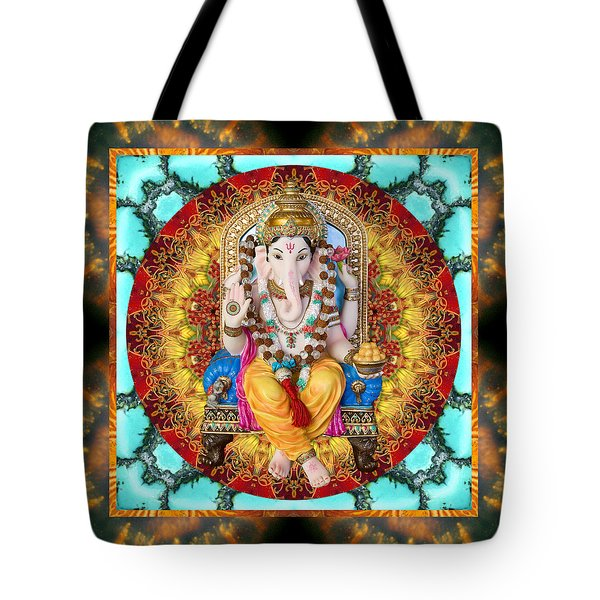 Tote Bag featuring the photograph Lord Generosity by Bell And Todd
