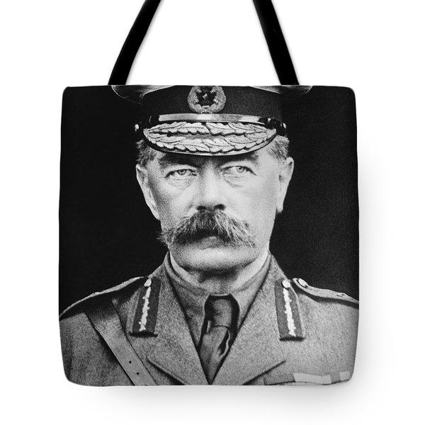Lord Herbert Kitchener Tote Bag