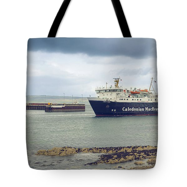Lord Of The Isles Tote Bag
