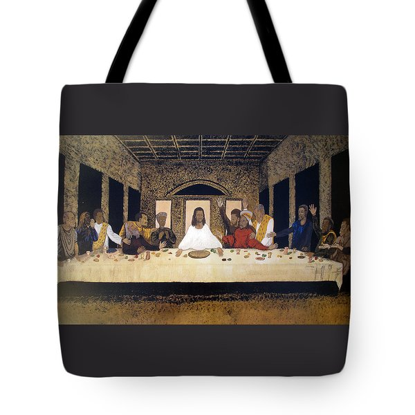 Lord Supper Tote Bag