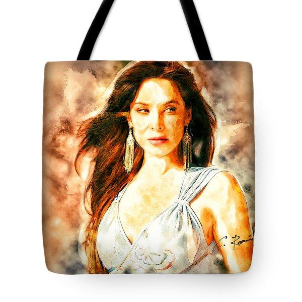 Lorena Rojas Tote Bag