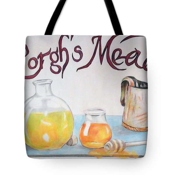 Lorgh's Mead Tote Bag
