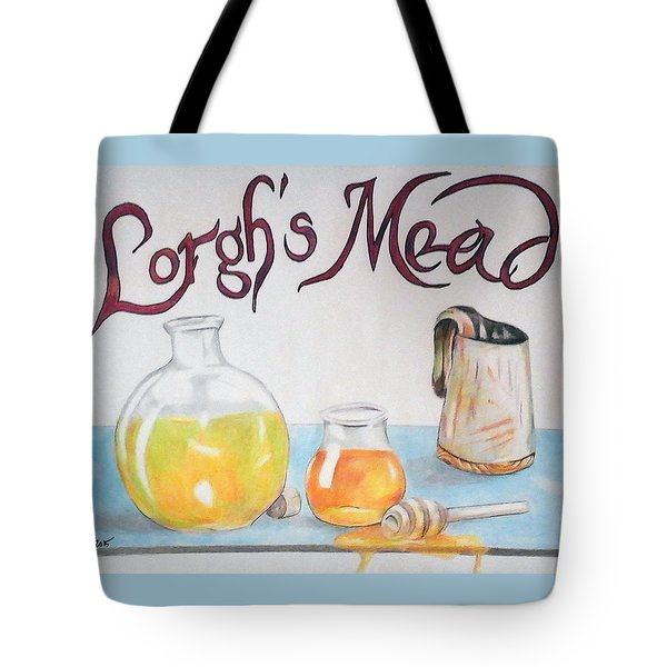 Lorgh's Mead Tote Bag